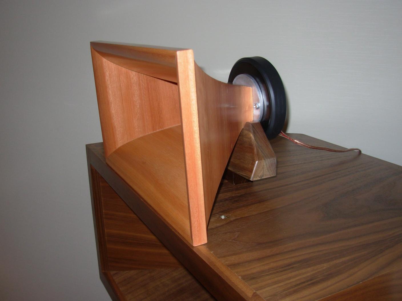 Diy horn speakers wooden mid horns page 3 diyaudio