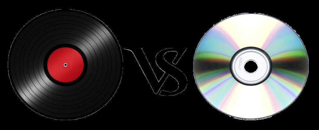 CD vs Vinyl